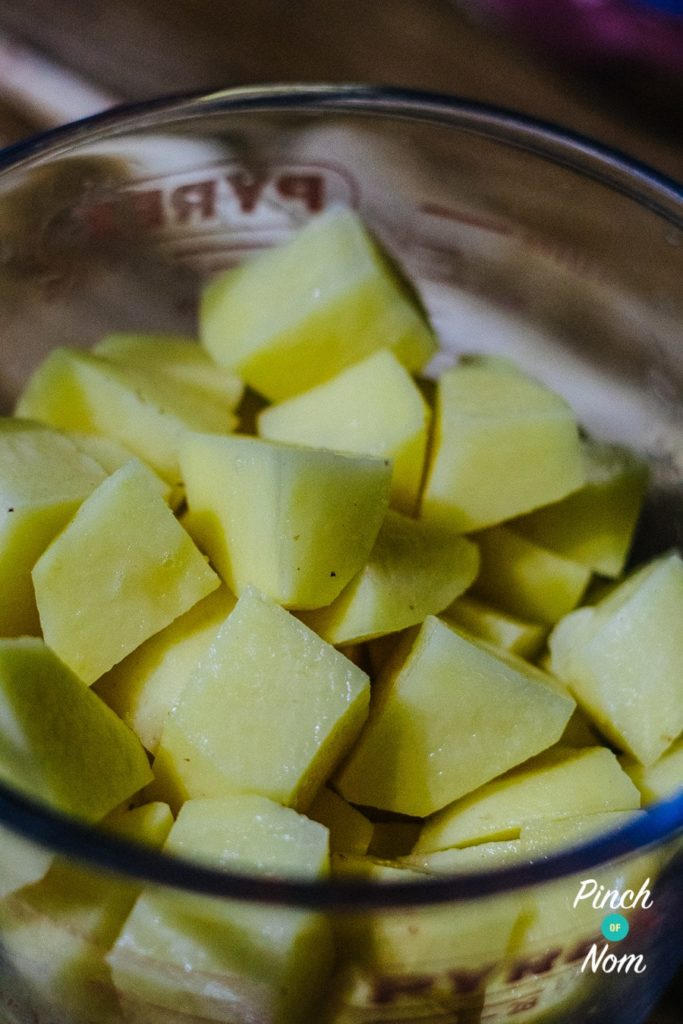 """Mexican Potatoes 