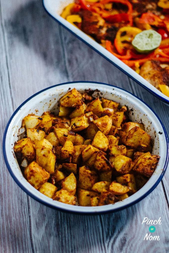 """""""Mexican Potatoes 