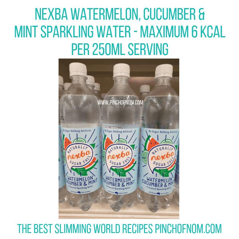 Nexba Watermelon - Pinch of Nom Slimming World Shopping Essentials