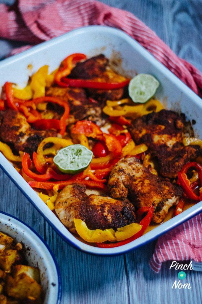 Tex Mex Chicken | Slimming & Weight Watchers Friendly