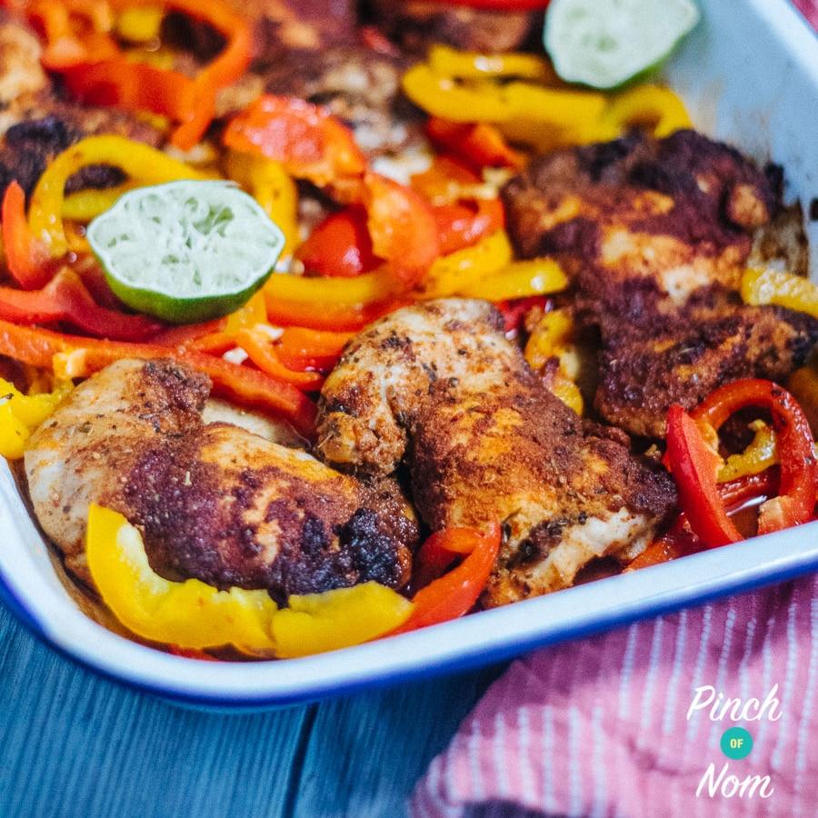 Tex Mex Chicken | Slimming World & Weight Watchers Friendly
