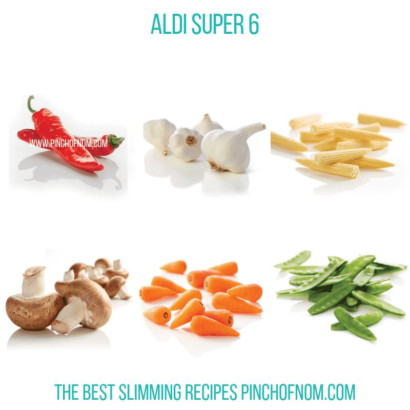 aldisuper6010219 - Pinch of Nom Slimming World Shopping Essentials
