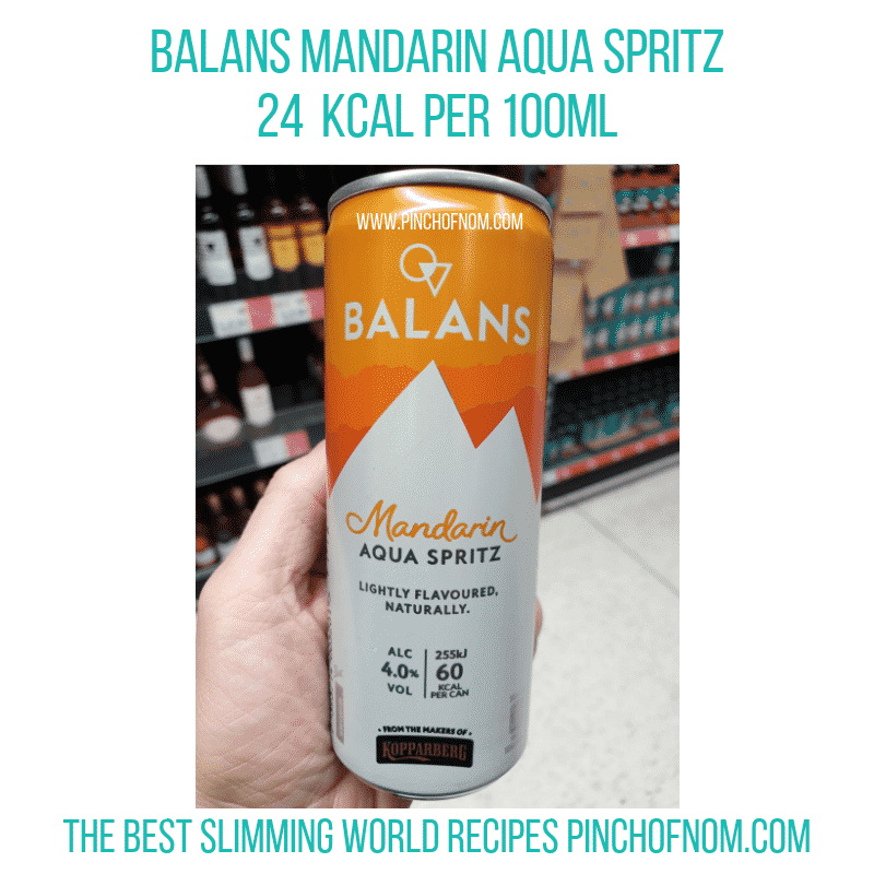 balansmandarin - Pinch of Nom Slimming World Shopping Essentials