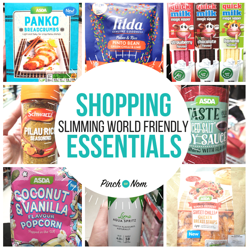 New Slimming Shopping Essentials 1.2.19