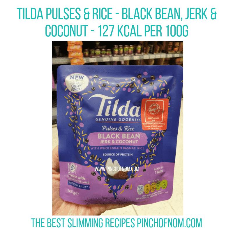tildablackbean - Pinch of Nom Slimming World Shopping Essentials