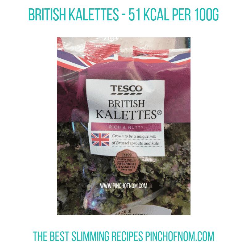 britishkalettes - Pinch of Nom Slimming World Shopping Essentials