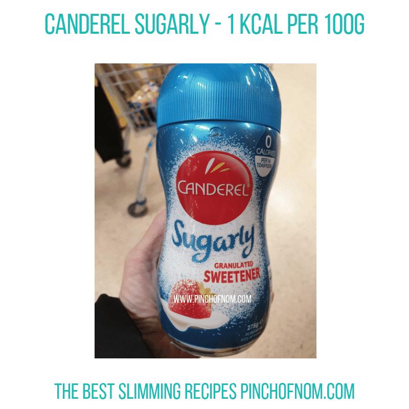 canderelsugarly1 - Pinch of Nom Slimming World Shopping Essentials