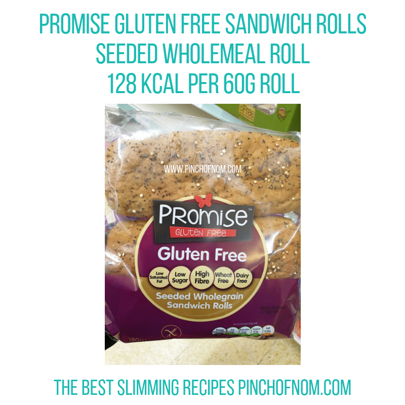 promiseseeded - Pinch of Nom Slimming World Shopping Essentials