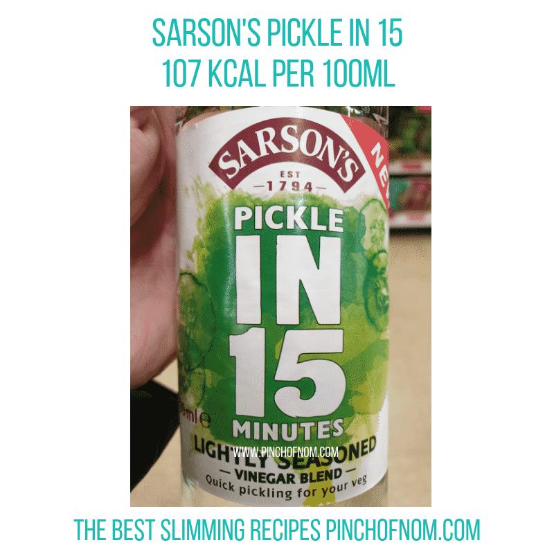 sarsonspicklein15 Pinch of Nom Slimming World Shopping Essentials