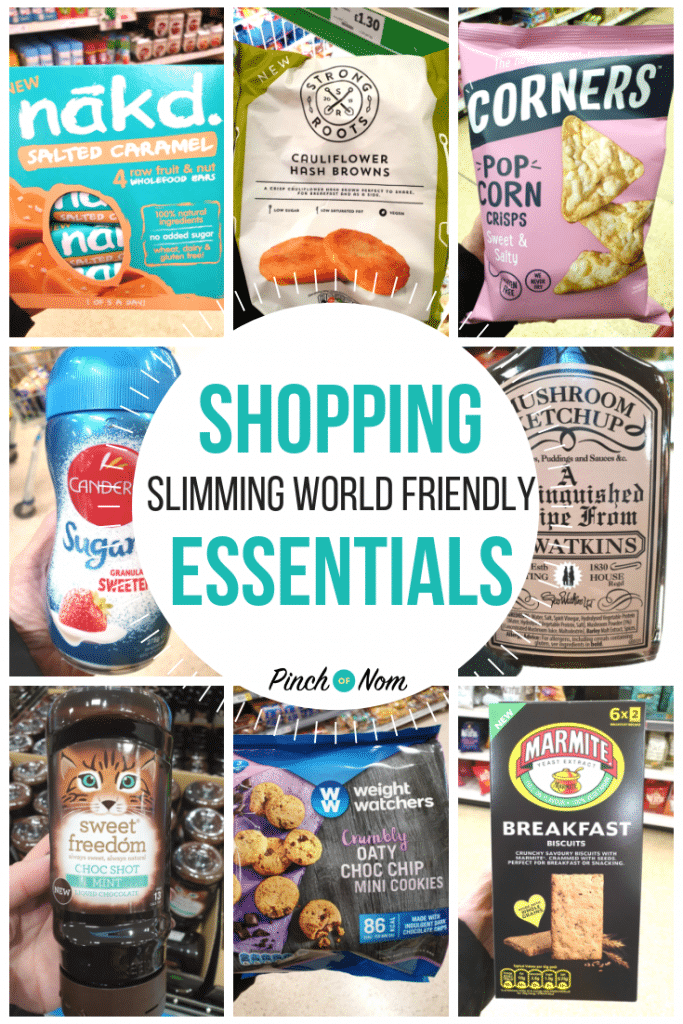 New Slimming Shopping Essentials 8.2.19