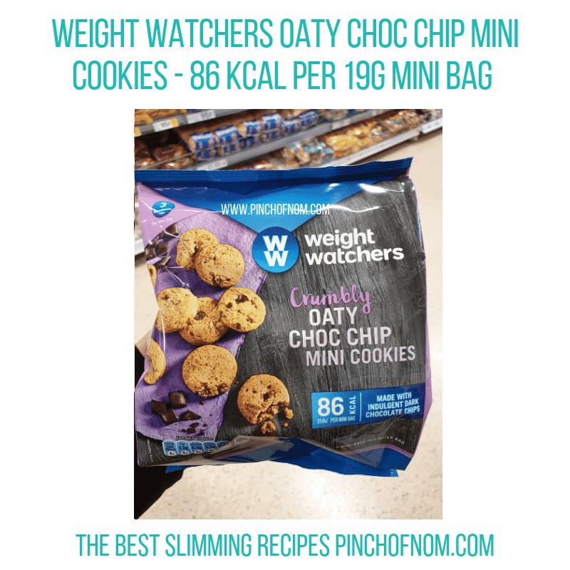 wwchocchipcookies - Pinch of Nom Slimming World Shopping Essentials
