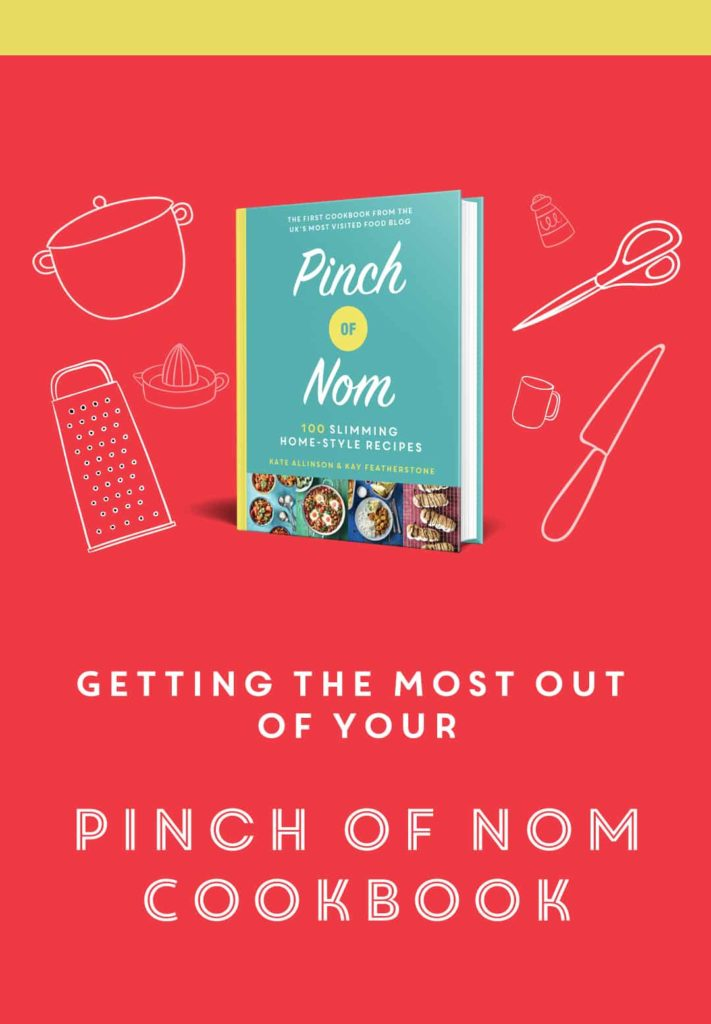 Getting the Most Out of Your Pinch of Nom Cookbook