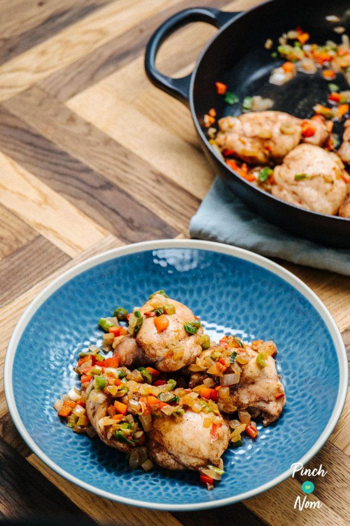 Salt and Pepper Chicken | Slimming & Weight Watchers Friendly