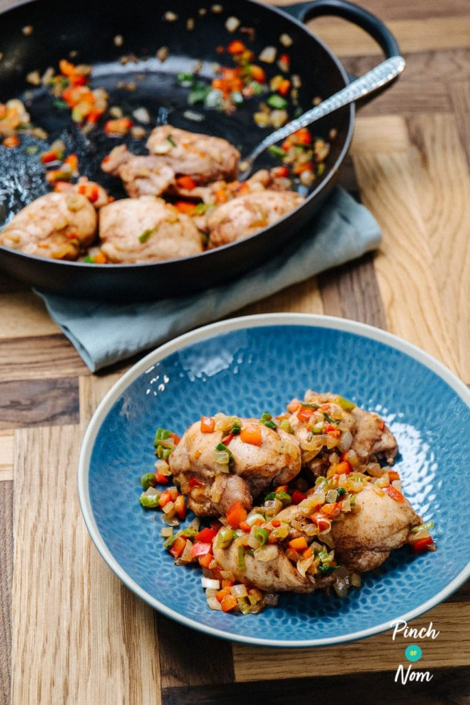 Salt and Pepper Chicken | Slimming World & Weight Watchers Friendly