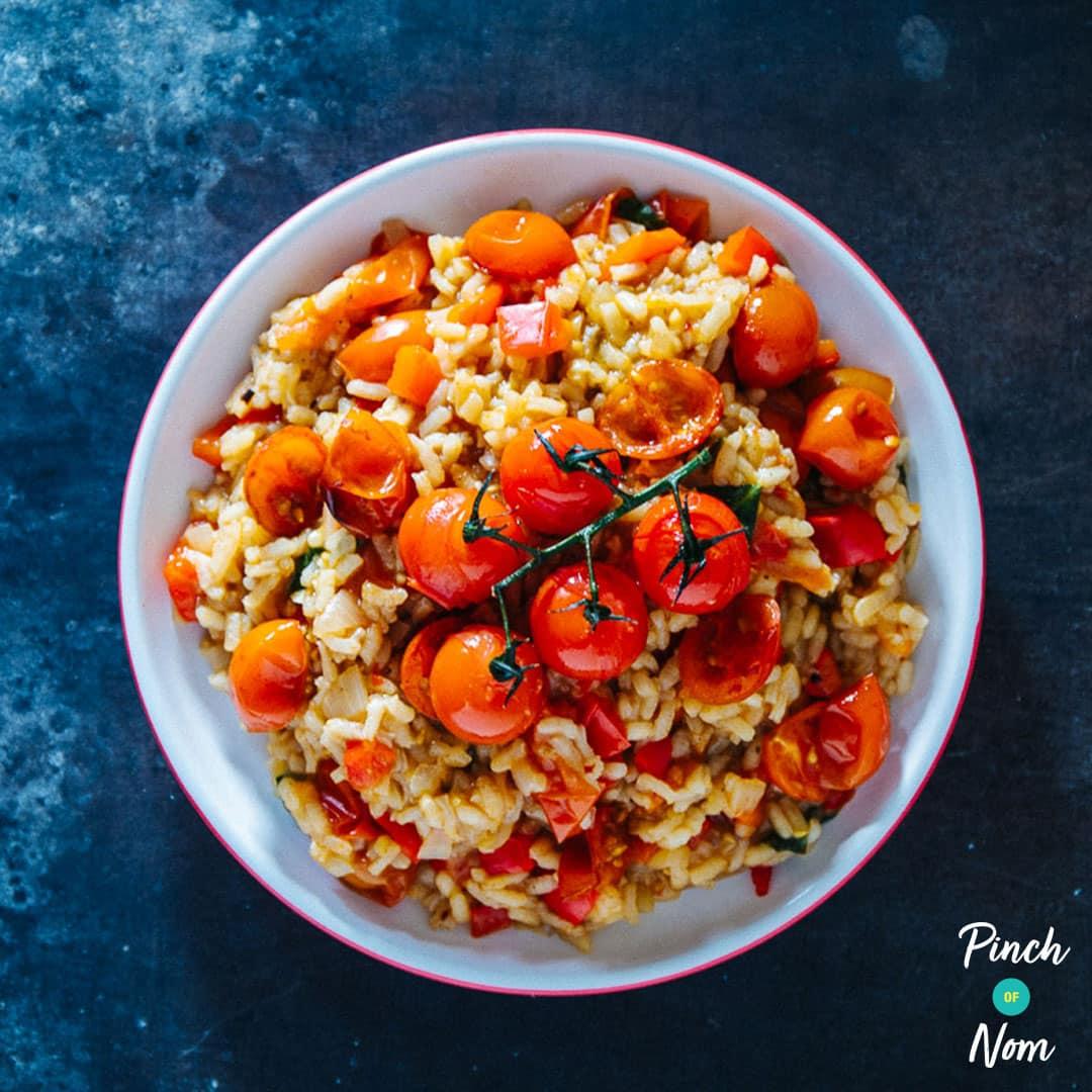 chilli-risotto - planner- preorder - pinch of nom