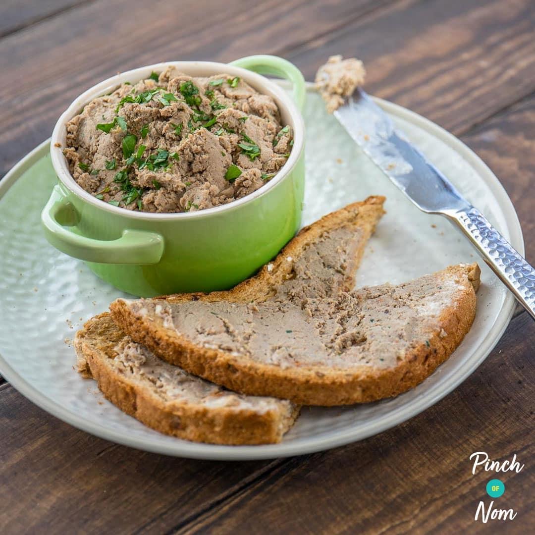 pate-planner - pinch of nom food planner