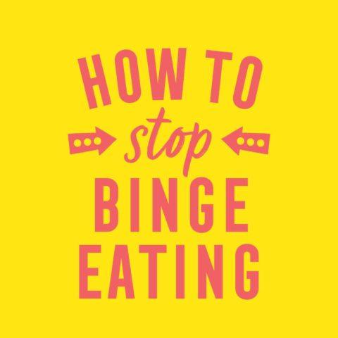 How to Stop Binge-Eating pinchofnom.com