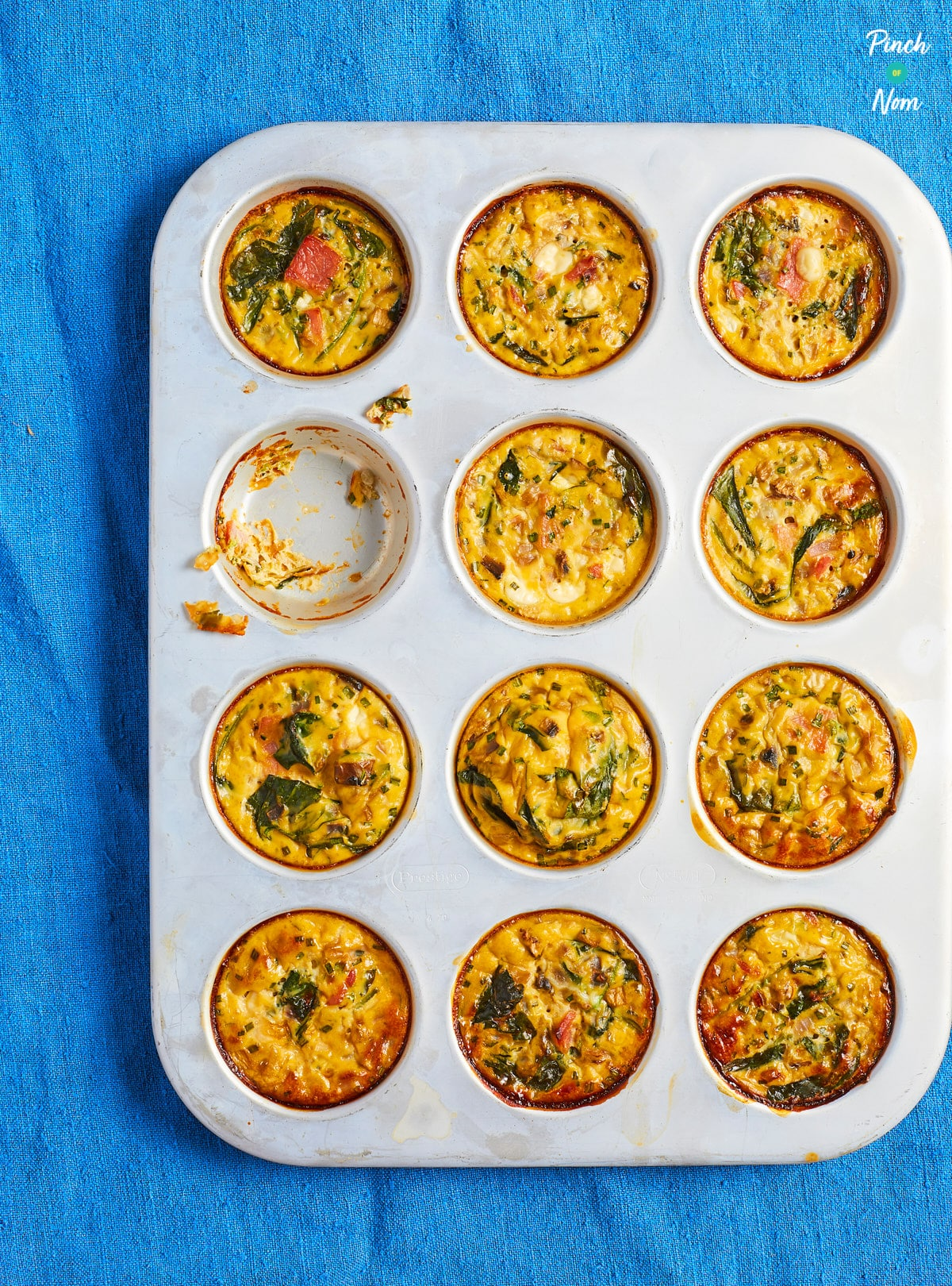 Breakfast Muffins Pinch Of Nom