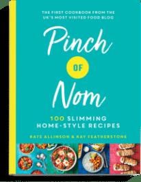 Pinch of nom book recipes