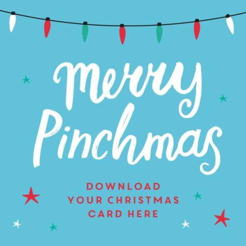 Merry Pinchmas! Download your Christmas Cards pinchofnom.com