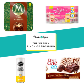 Your Slimming Essentials - The Weekly Pinch of Shopping 11.09 pinchofnom.com