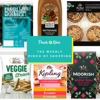 Your Slimming Essentials - The Weekly Pinch of Shopping 23.10 pinchofnom.com