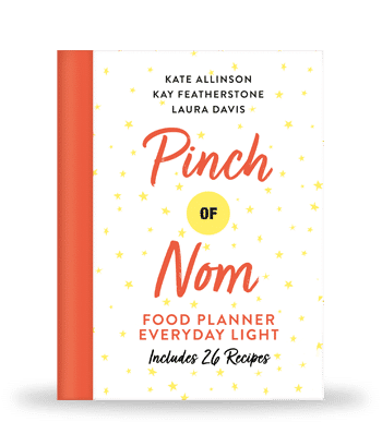 Our Second Food Planner