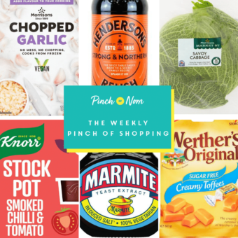 Your Slimming Essentials – The Weekly Pinch Of Shopping 01.01 pinchofnom.com