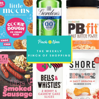 Your Slimming Essentials – The Weekly Pinch Of Shopping 15.01 pinchofnom.com
