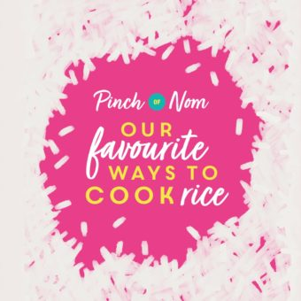 Our Favourite Ways to Cook Rice pinchofnom.com