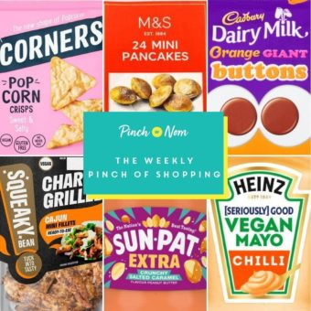 Your Slimming Essentials - The Weekly Pinch of Shopping 07.05 pinchofnom.com