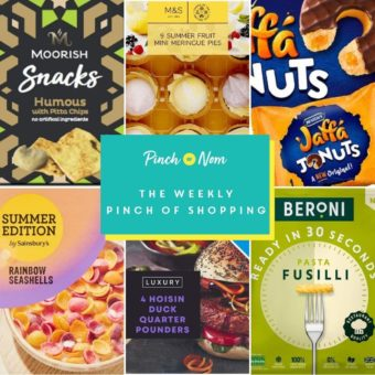 Your Slimming Essentials – The Weekly Pinch of Shopping 11.06 pinchofnom.com