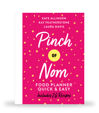 Our Third Food Planner