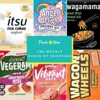 Your Slimming Essentials - The Weekly Pinch of Shopping 02.07 pinchofnom.com