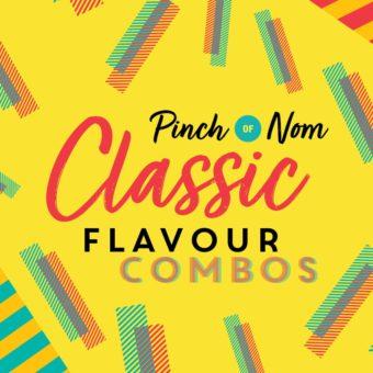 Classic Flavour Combos pinchofnom.com