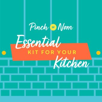 Essential Kit for Your Kitchen pinchofnom.com