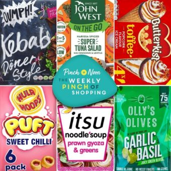 Your Slimming Essentials – The Weekly Pinch of Shopping 03.09 pinchofnom.com